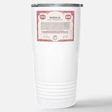 WorldCom Stock Travel Mug