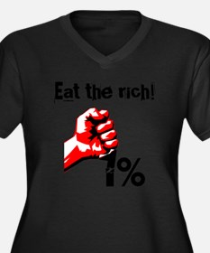 Funny Eat The Plus Size T-Shirt