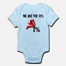 We Are The 99% Occupy Body Suit