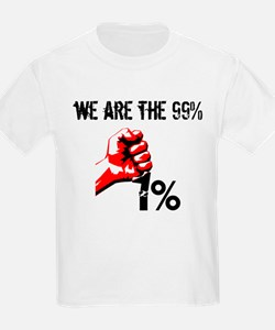 We Are The 99% Occupy T-Shirt