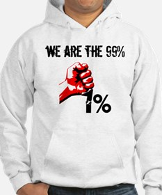 We Are The 99% Occupy Hoodie