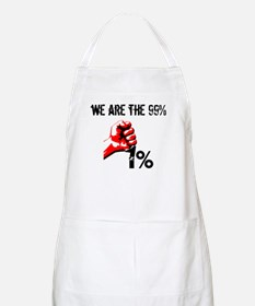 We Are The 99% Occupy Apron