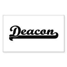 Deacon Artistic Job Design Decal