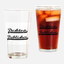 Desktop Publisher Artistic Job Desi Drinking Glass