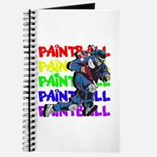 Paintball Player Journal