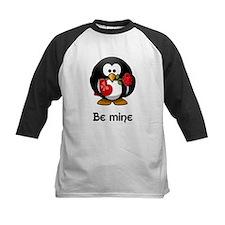 Be Mine Penguin Baseball Jersey