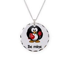 Be Mine Penguin Necklace