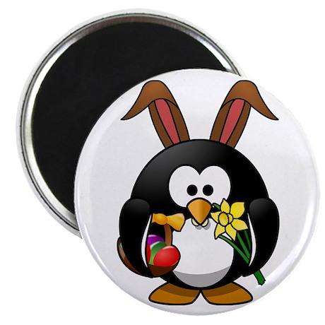 Easter Penguin Magnets