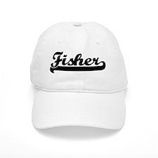 Fisher Artistic Job Design Baseball Cap