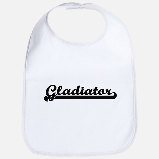 Gladiator Artistic Job Design Bib