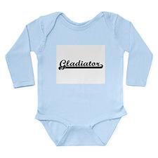 Gladiator Artistic Job Design Body Suit