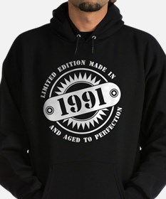 LIMITED EDITION MADE IN 1991 Hoodie (dark)