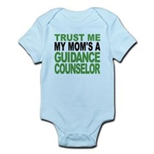 Trust Me My Moms A Guidance Counselor Body Suit