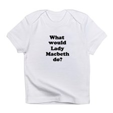 Cute Shakespeare Infant T-Shirt