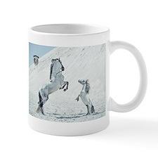 Rearing Stallion W Mini Mug
