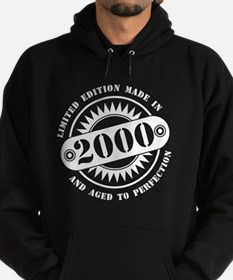 LIMITED EDITION MADE IN 2000 Hoodie (dark)
