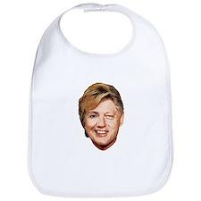 Billary Clinton Bib