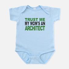 Trust Me My Moms An Architect Body Suit