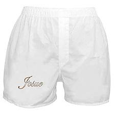 Gold Josue Boxer Shorts