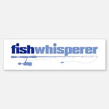 fishwhisperer Bumper Bumper Bumper Sticker