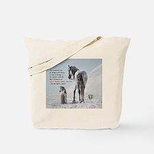 Cute Riding Tote Bag