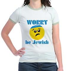 Worry Be Jewish T