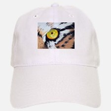 Eye of the Tiger Baseball Baseball Cap