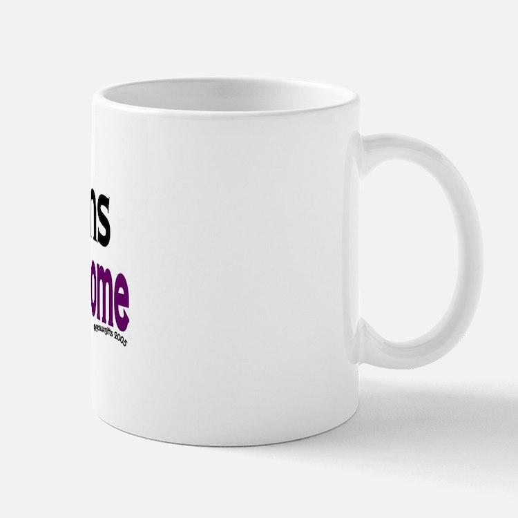 NOLA Proud To Crawl Home Mug