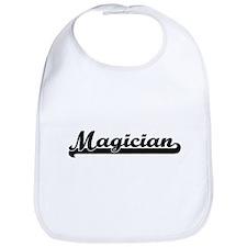 Magician Artistic Job Design Bib