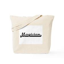 Magician Artistic Job Design Tote Bag
