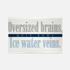 Oversized Brains Magnets