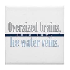 Oversized Brains Tile Coaster
