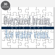 Oversized Brains Puzzle