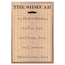 Whiskey Sidecar Poster
