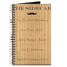 Whiskey Sidecar Journal
