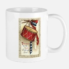 Vintage 4th of July Mugs
