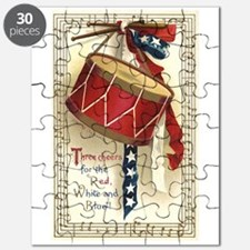 Vintage 4th of July Puzzle