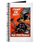 Stamp Out Snakes Journal