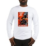 Stamp Out Snakes Long Sleeve T-Shirt