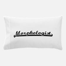 Morphologist Artistic Job Design Pillow Case