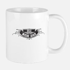New New Dad 2015 Mugs