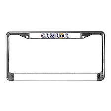 Maritime Canada License Plate Frame