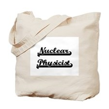 Nuclear Physicist Artistic Job Design Tote Bag
