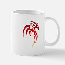 Rising Phoenix Tribal Symbol Mugs