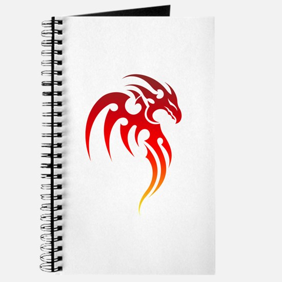 Rising Phoenix Tribal Symbol Journal