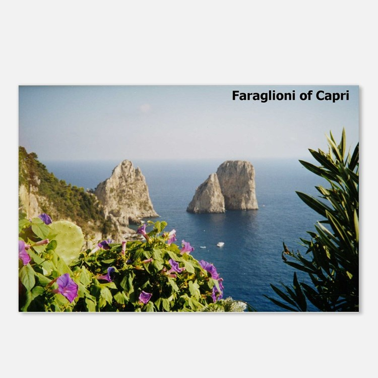 Postcards Postcards (Package of 8)