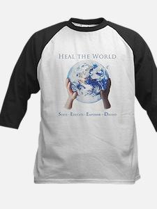 HEAL THE WORLD Baseball Jersey