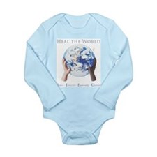 HEAL THE WORLD Body Suit