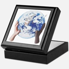 HEAL THE WORLD Keepsake Box
