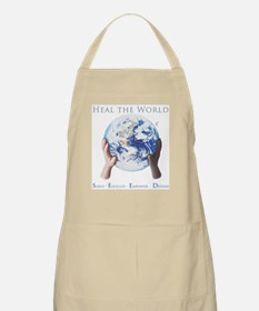 HEAL THE WORLD Apron